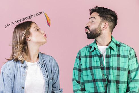 در هنگام بوسیدن همسرتان چه اتفاقی برای بدن و مغز شما می افتد ؟