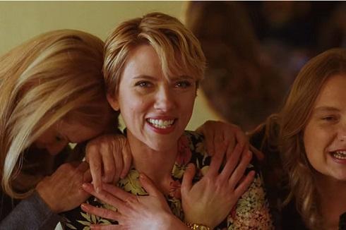 اسکارلت جوهانسون در فیلم داستان ازدواج