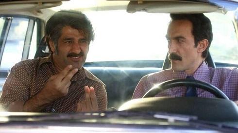 هادی حجازی فر و پژمان جمشیدی در سریال «زیرخاکی»