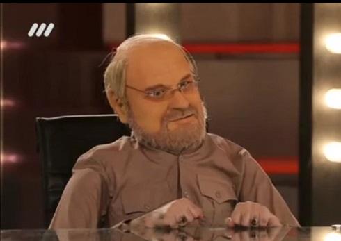 شوخی رشیدپور با قالیباف در برنامه نوروزی