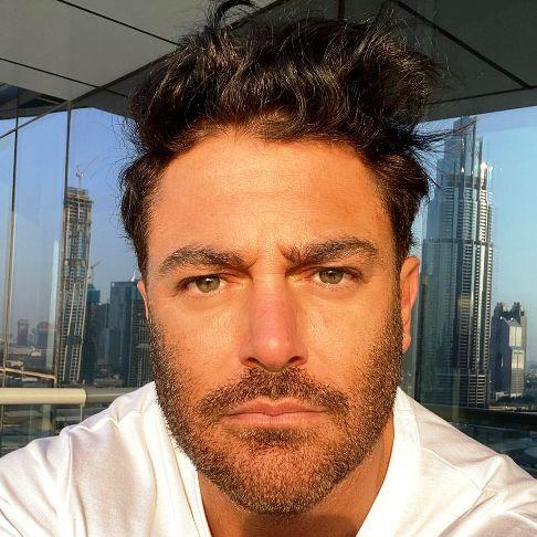 عکس جدید محمدرضا گلزار در سن 42 سالگی