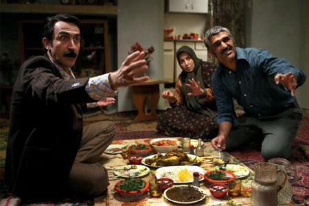 پژمان جمشیدی، هادی حجازی فر و ژاله صامتی در زیرخاکی
