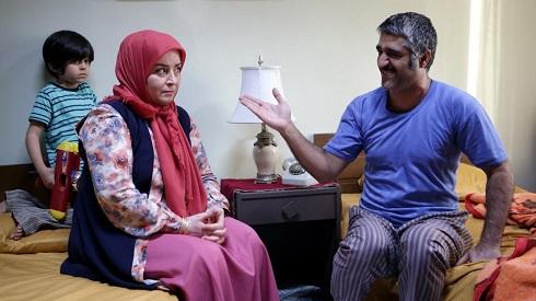 پژمان جمشیدی و ژاله صامتی در سریال «زیرخاکی» رمضان 99