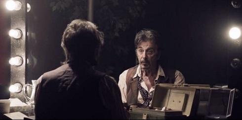 آل پاچینو در فیلم تحقیر