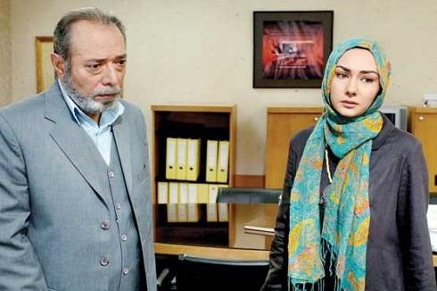 علی نصیریان و هانیه توسلی در میوه ممنوعه