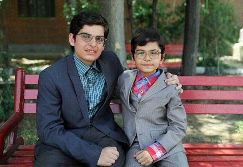 جواد جوادی در سریال بچه مهندس