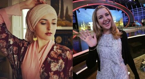 جنیفر گراوت؛ خواننده زن مسلمان آمریکایی که قرآن می خواند