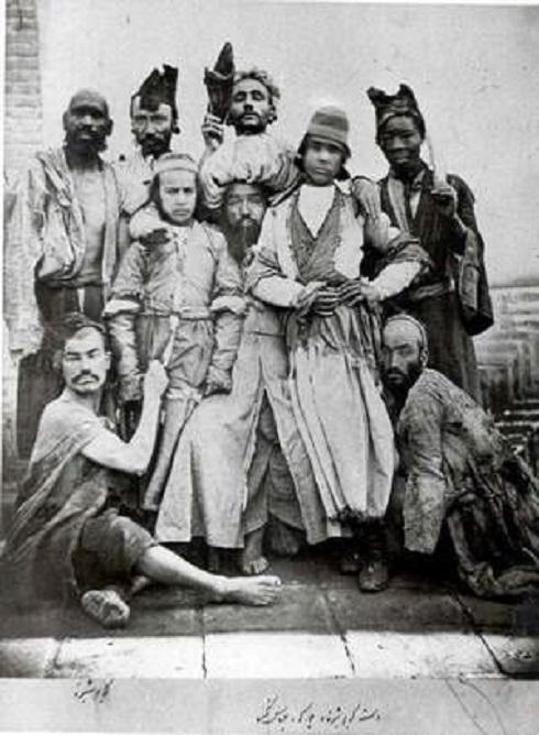 گروه تئاتر کریم شیرهای در دوره سلطنت ناصرالدینشاه قاجار