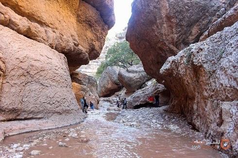 سفر به غار پل خدا