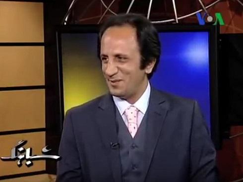 حسینی در شبکه های ماهواره ایی