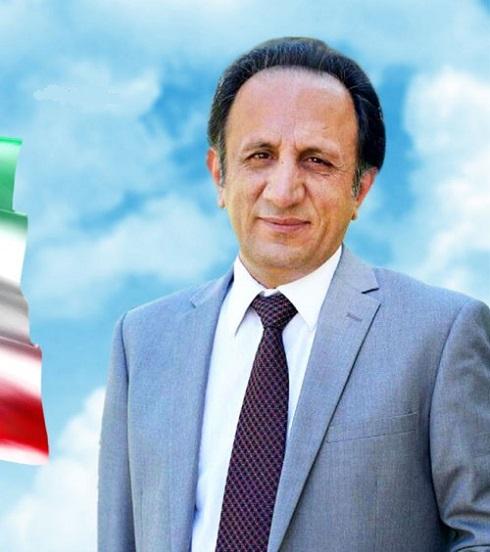 سیدمحمد حسینی و ترک ایران