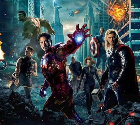 فیلم انتقامجویان The Avengers