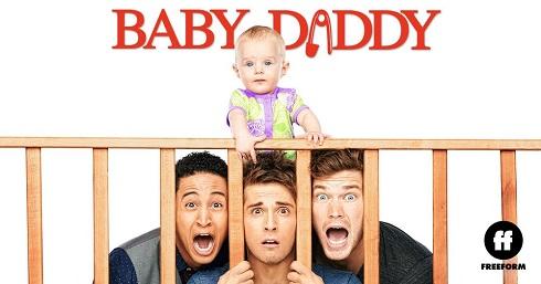 سریال کمدی Baby Daddy پدر کوچولو
