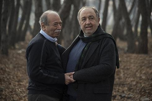 علی نصیریان و بهمن فرمان آرا در حکایت دریا