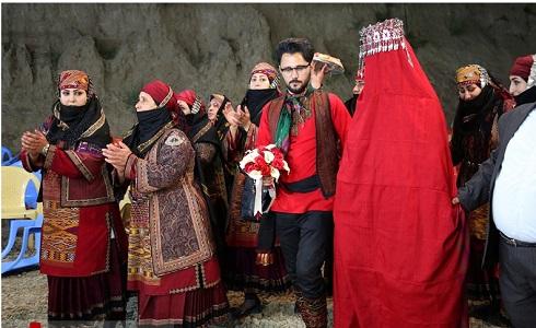 مراسم سنتی عروسی در کلات نادری