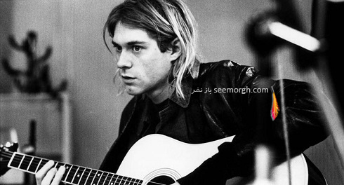 کرت کوبین Kurt Cobain