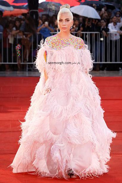 لیدی گاگا,مدل لباس لیدی گاگا,بهترین مدل لباس لیدی گاگا Lady Gaga -  آگوست 2018