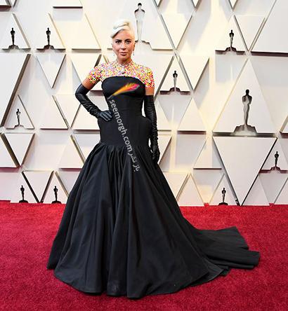 لیدی گاگا,مدل لباس لیدی گاگا,بهترین مدل لباس لیدی گاگا Lady Gaga - فوریه 2019