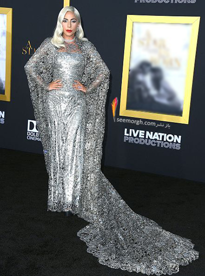 لیدی گاگا,مدل لباس لیدی گاگا,بهترین مدل لباس لیدی گاگا Lady Gaga - سپتامبر 2018