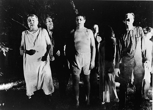 فیلم ترسناک شب مردگان زنده