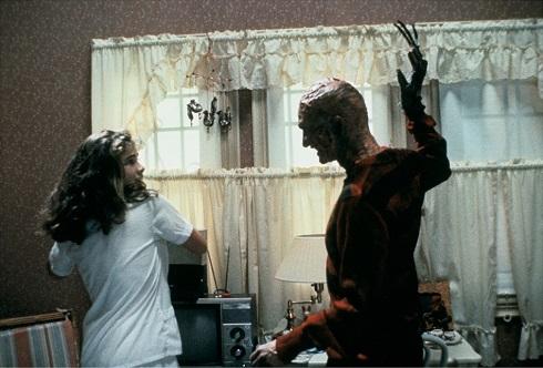 فیلم ترسناک کابوس در خیابان بالم