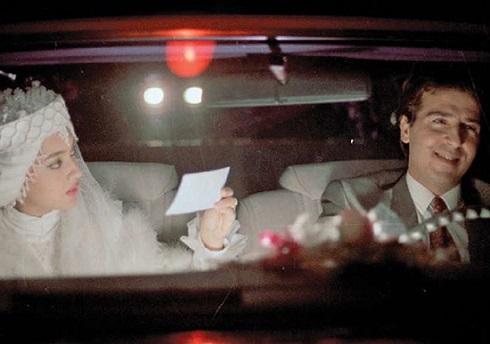 نیکی کریمی و ابوالفضل پورعرب در فیلم عروس