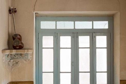خانه پرویز مشکاتیان در نیشابور