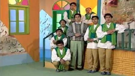 اجرای شهاب حسینی در برنامه اکسیژن 18 سال پیش