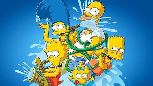 انیمیشن سیمسون ها
