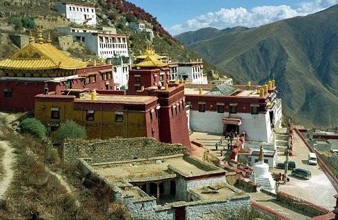 معبد گاندن