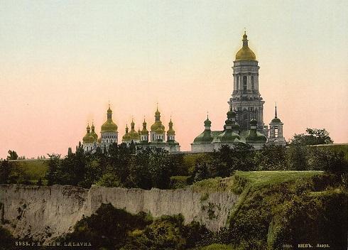 معبد کیِف پِچِرسک لاورا