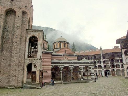 معبد ریلا