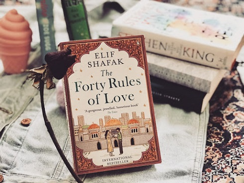The Forty Rules of Love ملت عشق