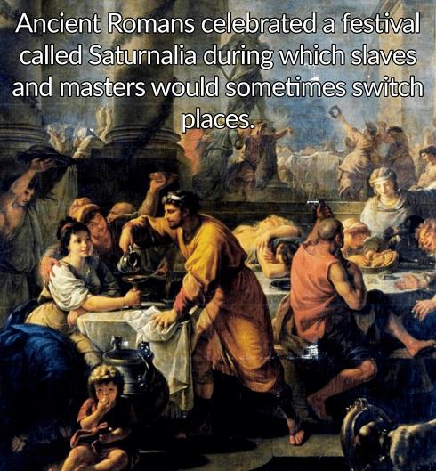 حقایق عجیب روم باستان