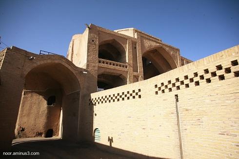 مسجد خسرو شهر اردستان
