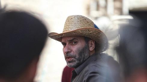 مسعود ده نمکی در پشت صحنه دادستان