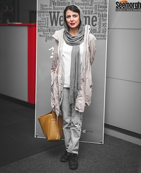 احساس عجیب لیلا حاتمی به انتخابش در فهرست زیباترین زنان جهان + عکس