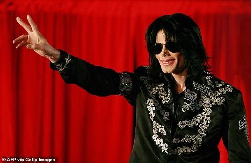 مایکل جکسون در سال 2009