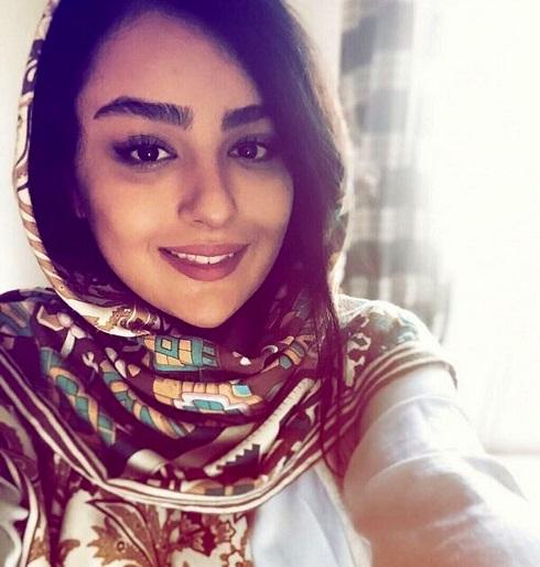 میترا ابراهیمی همسر پیمان قاسم خانی