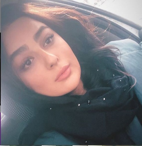 عکس های میترا ابراهیمی همسر دوم پیمان قاسم خانی