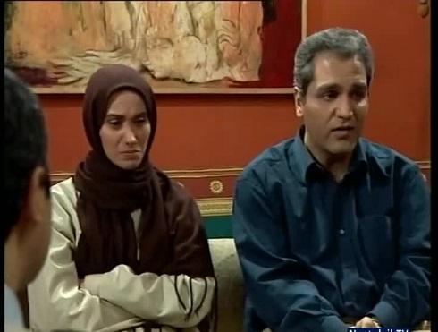 سحر زکریا و مهران مدیری در پاورچین