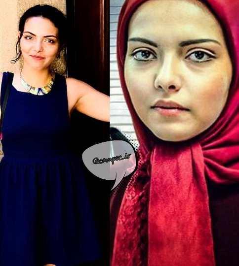 شقایق نوروزی قبل و بعد از کشف حجاب