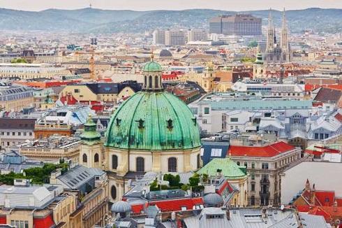 منطقه تاریخی وین اتریش
