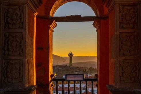 منطقه تاریخی پوتوس بولیوی