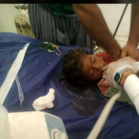 مرگ یسنا کوچولو بر اثر غرق شدن در رودخانه + عکس