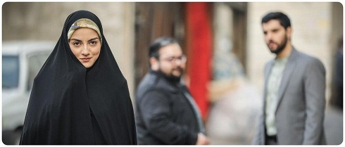 سینا مهراد و پردیس پورعابدینی در سریال آقازاده