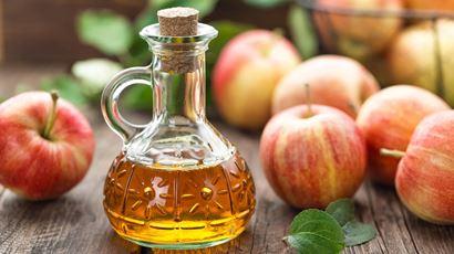 طرز تهیه سرکه سیب فوری