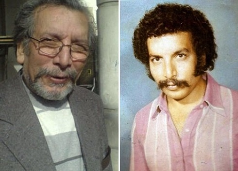 بهمن مفید از جوانی تا پیری