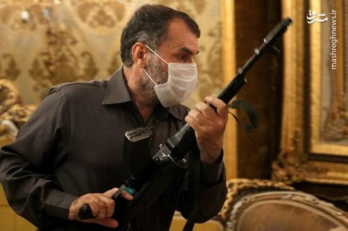 سریال دادستان مسعود ده نمکی