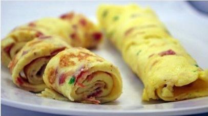 دستور پخت سنتی رولت تخم مرغ,رولت تخم مرغ